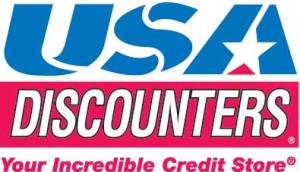 USA Discounters Logo