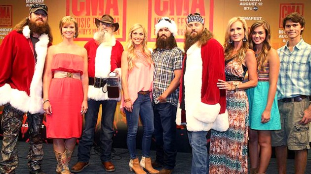Duck Dynasty Christmas