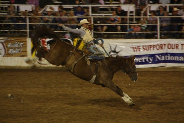 Lawton Rangers Rodeo