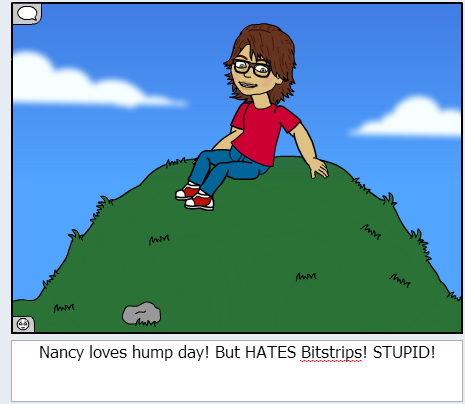 Nancy Bitstrip