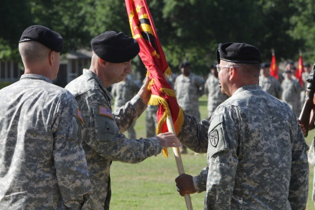 CG Change of Command