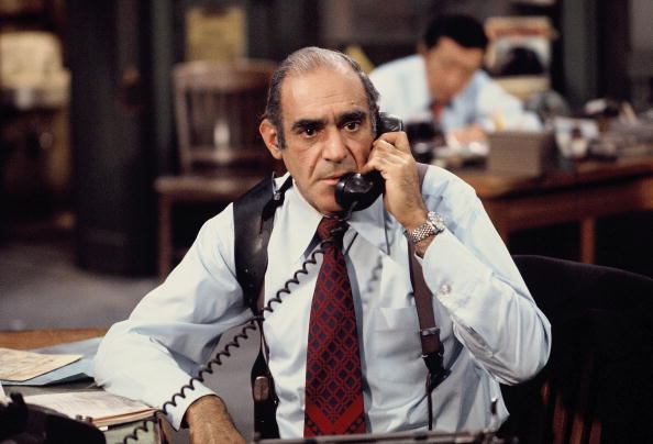 This time it 39 s real actor abe vigoda passes at age 94 for Barney miller fish